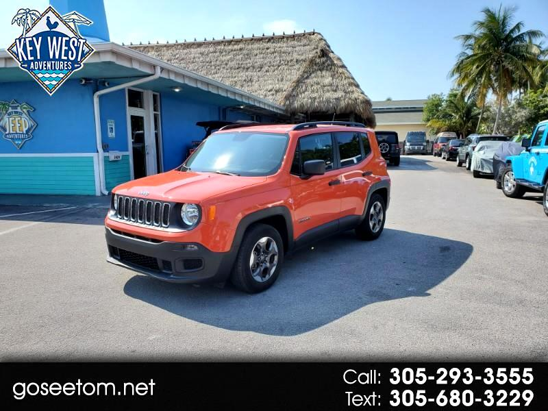 Jeep Renegade Sport FWD 2017