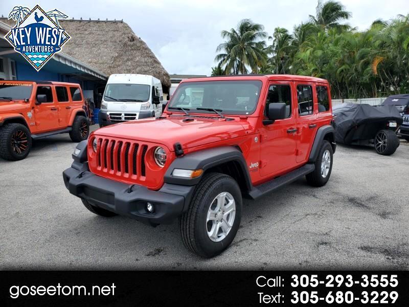 Jeep Wrangler Unlimited Sport 2021