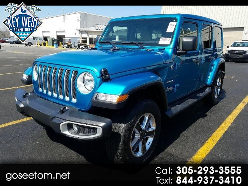 Jeep Wrangler Unlimited North Edition 2020