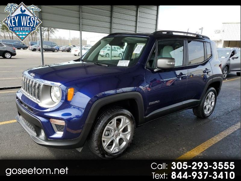 Jeep Renegade Limited 4WD 2020