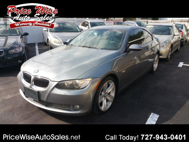 BMW Series I Coupe RWD For Sale CarGurus - 2007 bmw 335i coupe for sale