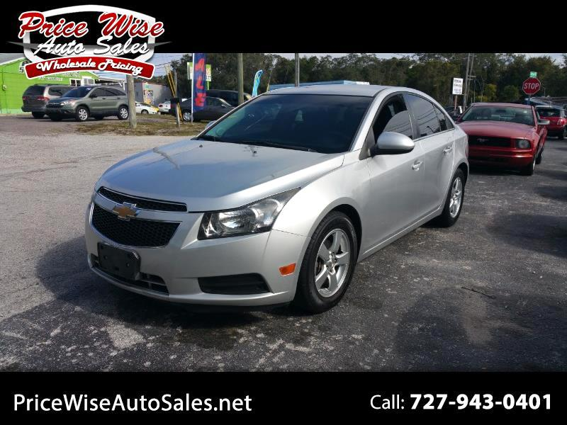Chevrolet Cruze ECO Manual 2014