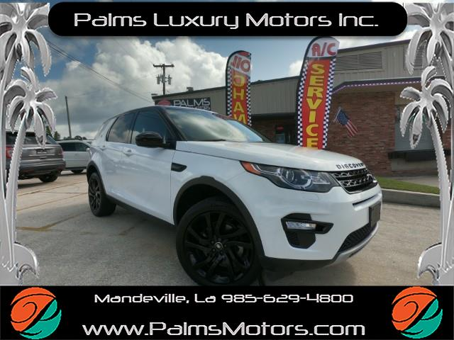 2015 Land Rover Discovery Sport HSE Sport Pkg w/Pano Roof, Wheels Package, Navigat