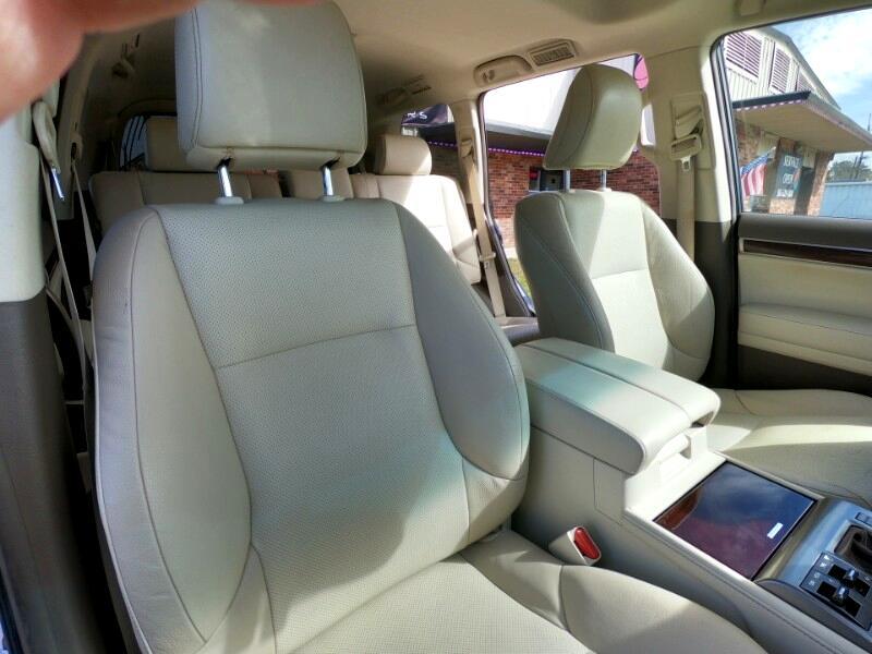 2016 Lexus GX 460 w/Navigation, Heated Seats, Sun Roof
