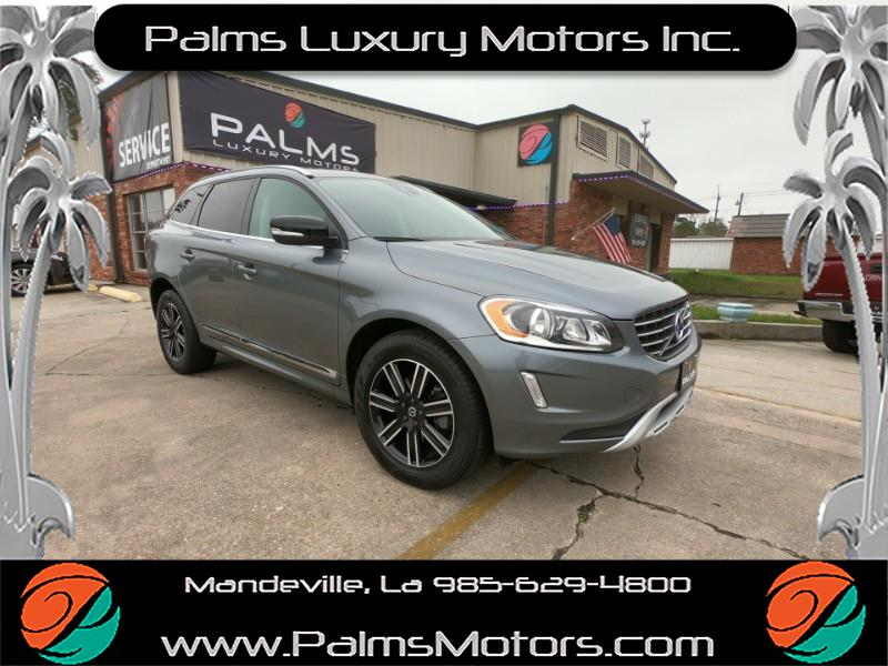 2017 Volvo XC60 T5 Dynamic w/Nav, Leather, Rear Camera, Pano Roof