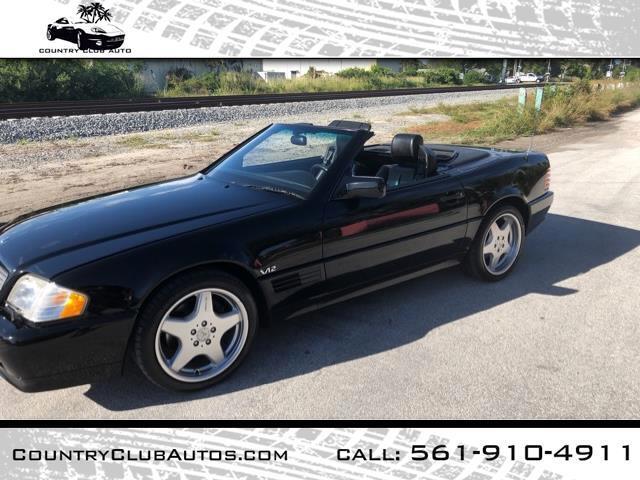 1995 Mercedes-Benz SL-Class SL600 Roadster