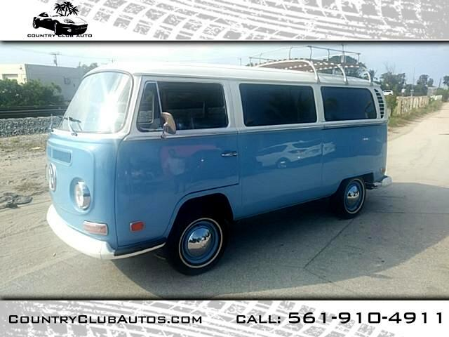 1970 Volkswagen Bus