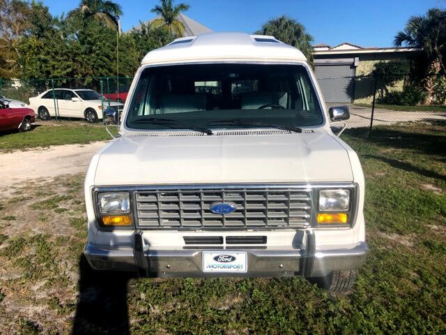 1990 Ford Econoline E150