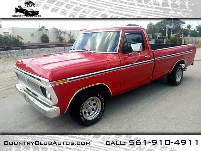 1973 Ford Ranger XLT