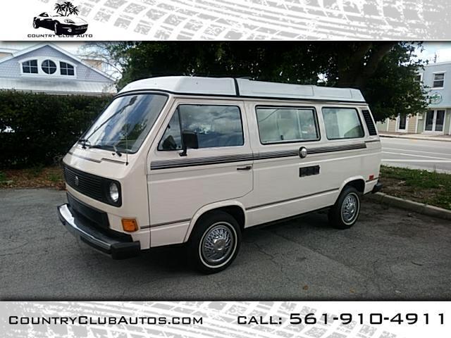 1982 Volkswagen Vanagon Campmobile