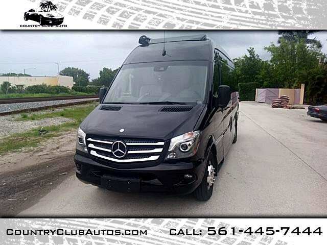 2015 Mercedes-Benz Sprinter Vans
