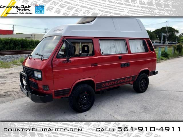 1991 Volkswagen Westfalia Camper