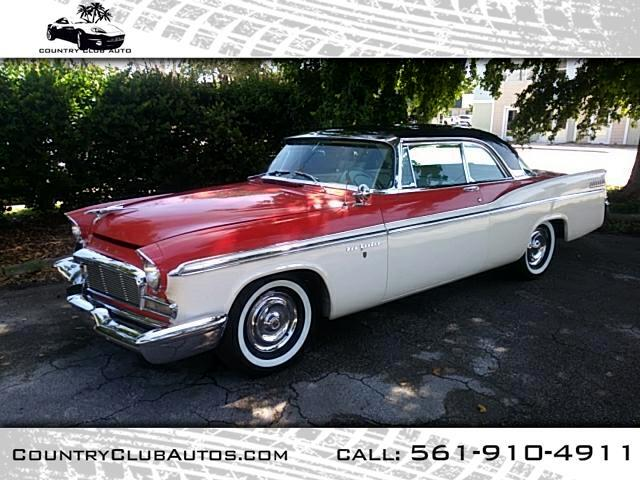 1956 Chrysler New Yorker
