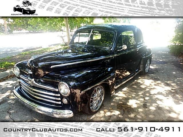 1947 Ford DELUXE COUPE