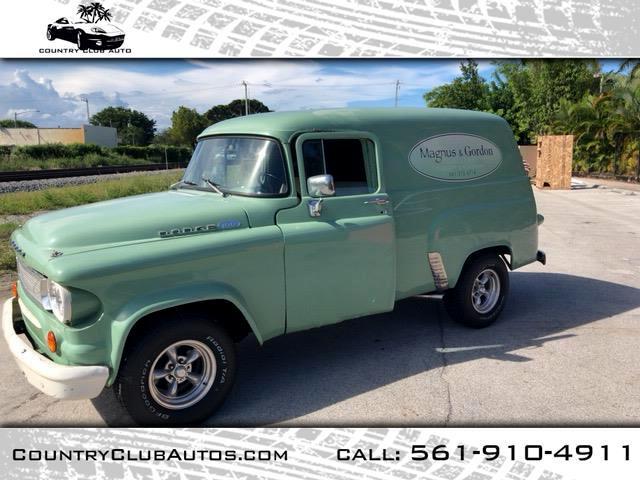 1963 Dodge D100 Custom 2WD