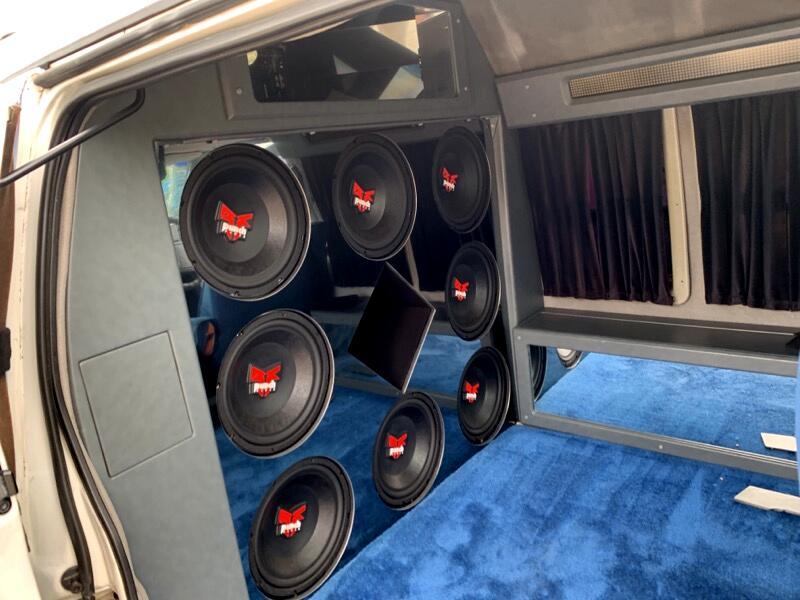 1988 Chevrolet Astro Cargo Van