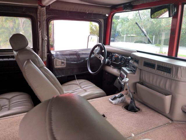 1968 HUMMER H1