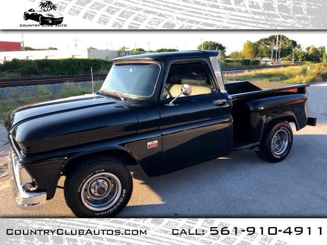 1966 Chevrolet Custom