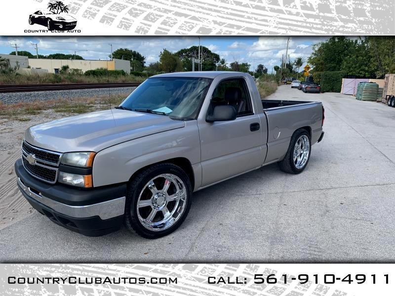 2007 Chevrolet Silverado Classic 1500 LS 2WD