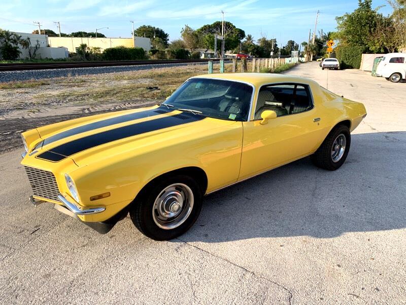 1970 Chevrolet Camaro