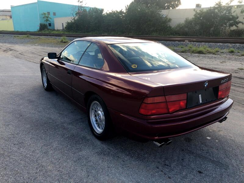 1994 BMW 8-Series 840Ci
