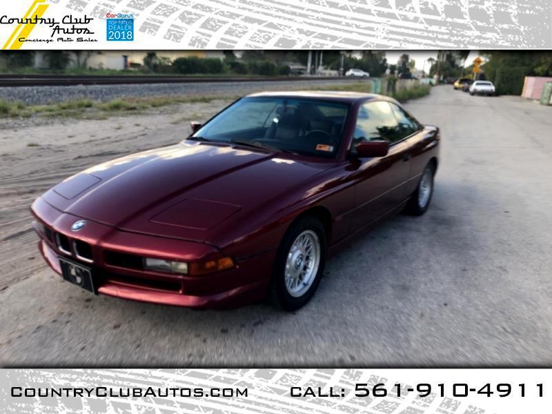 1994 BMW 8-Series 840Ci