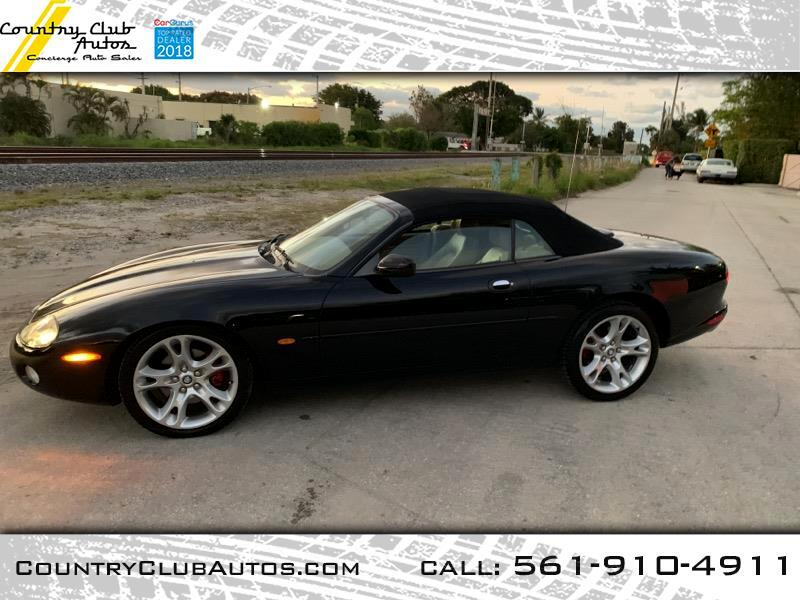 2003 Jaguar XK-Series XK8 Convertible