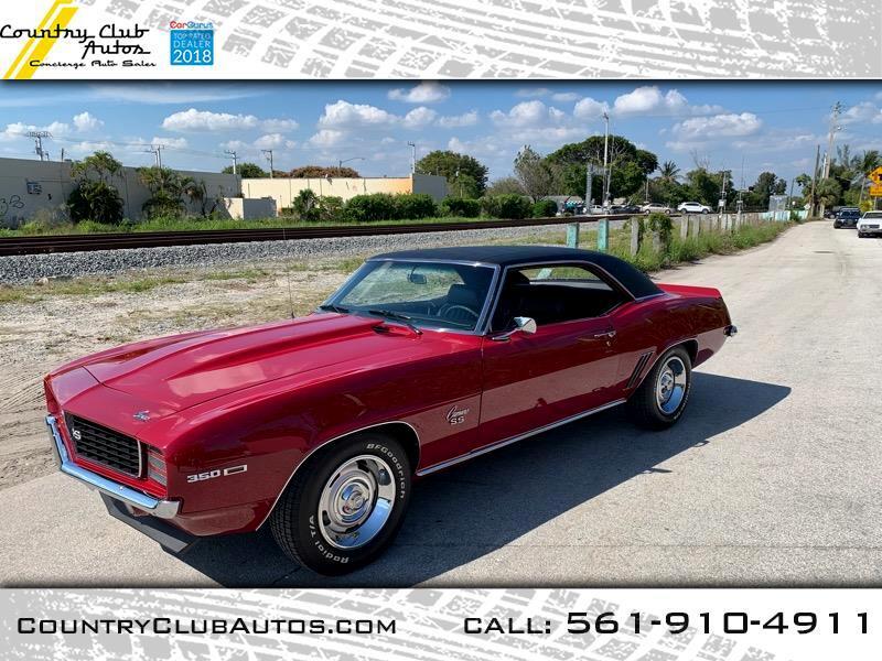 1969 Chevrolet Camaro SS SS/RS clone