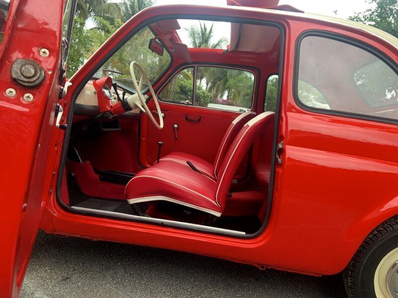 1966 Fiat 500