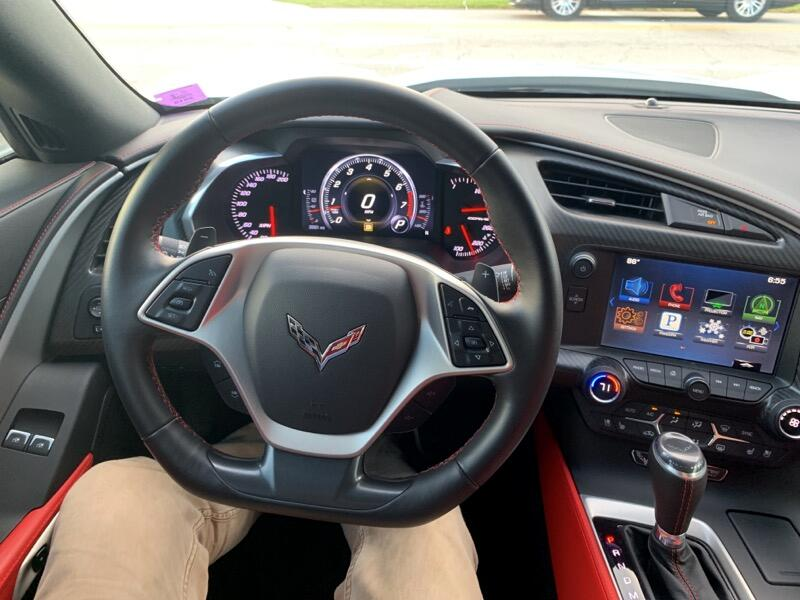 2016 Chevrolet Corvette Z51 2LT Coupe Automatic