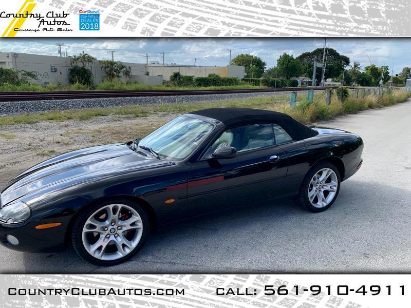 2003 Jaguar XK-Series XK8 Convertible
