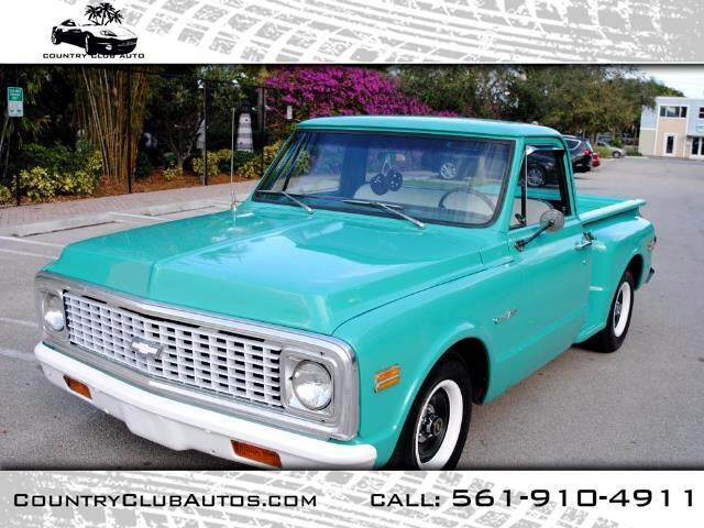 1971 Chevrolet S-10
