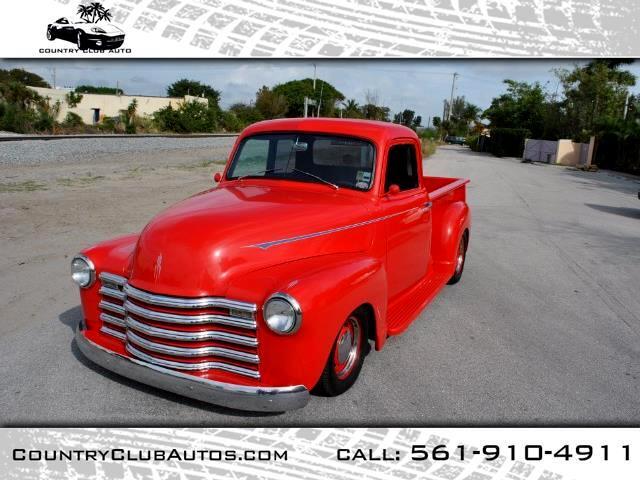 1950 Chevrolet 5 Window RESTOMODE