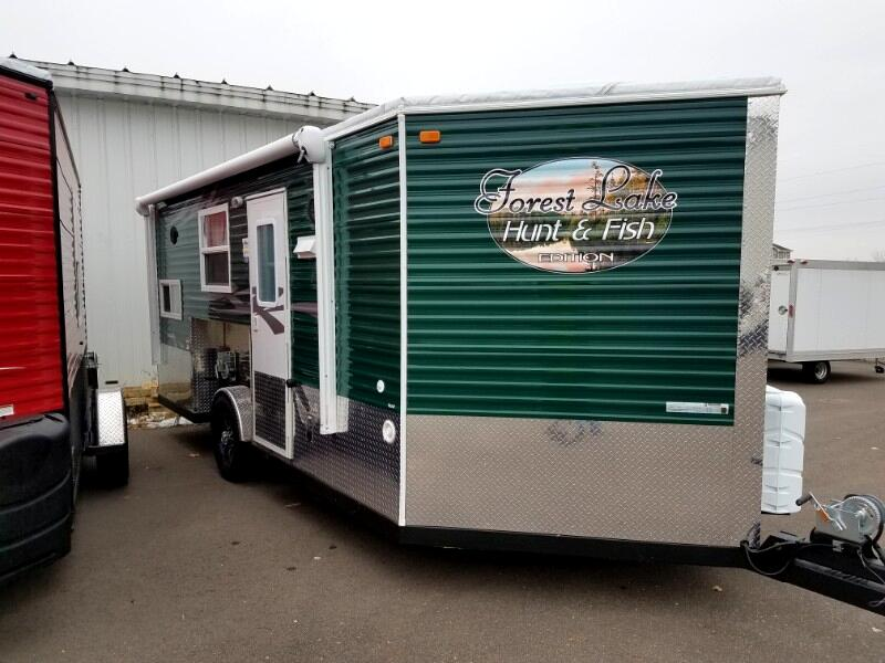 2019 Ice Castle RV Editions FISH & HUNT