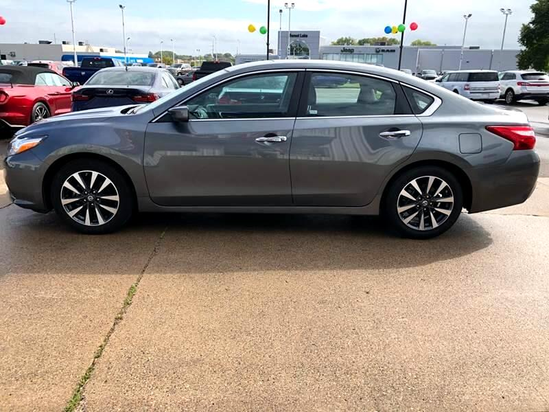 2017 Nissan Altima 2.5 S