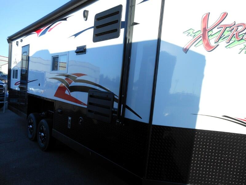 2020 Ice Castle RV Editions XTREME HYBRID RV