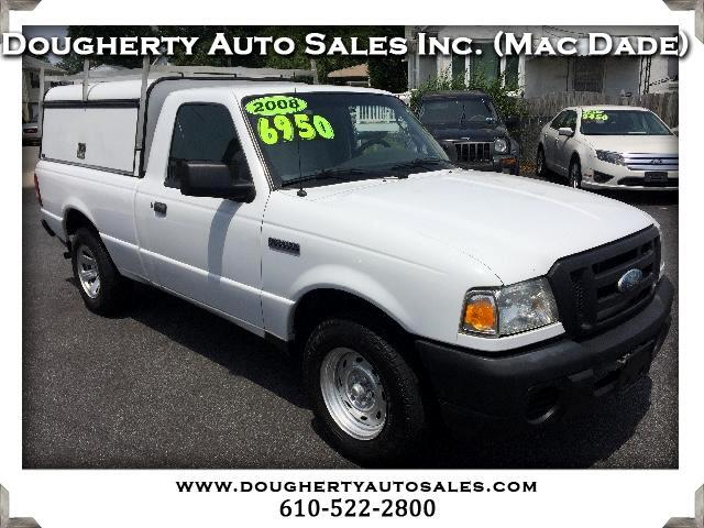 2008 Ford Ranger XL 2WD