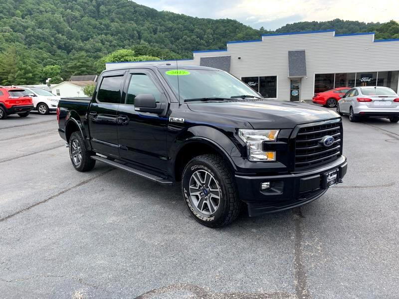 2017 Ford 150 XLT SuperCrew 6.5-ft. Bed 4WD