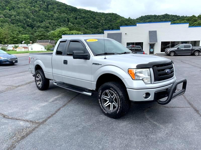 2009 Ford 150 STX SuperCab 6.5-ft. Bed 4WD