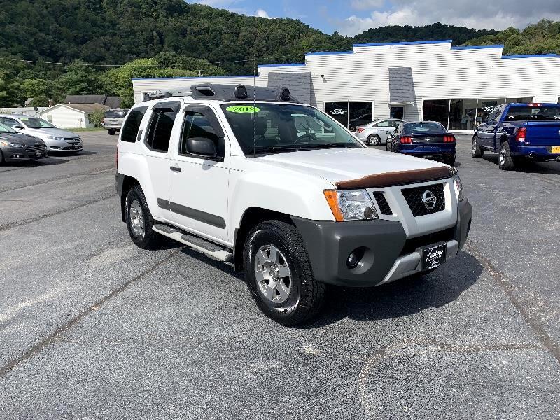 2012 Nissan Xterra Pro-4X 4WD