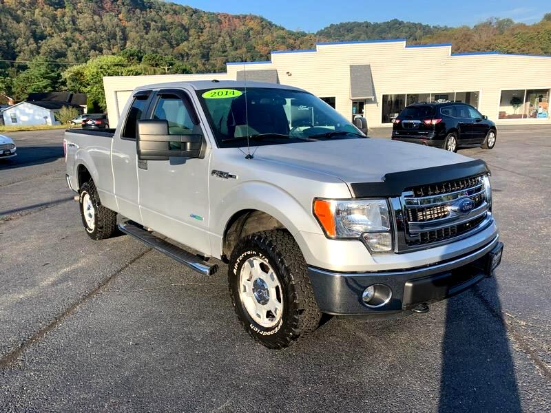 2014 Ford 150 XLT SuperCab 6.5-ft. Bed 4WD