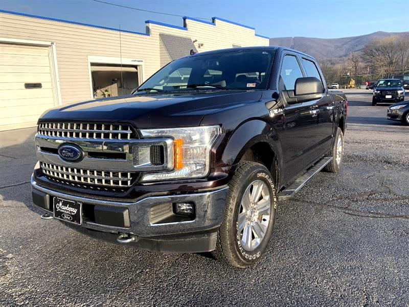 Ford 150 XLT SuperCrew 5.5-ft. Bed 4WD 2018