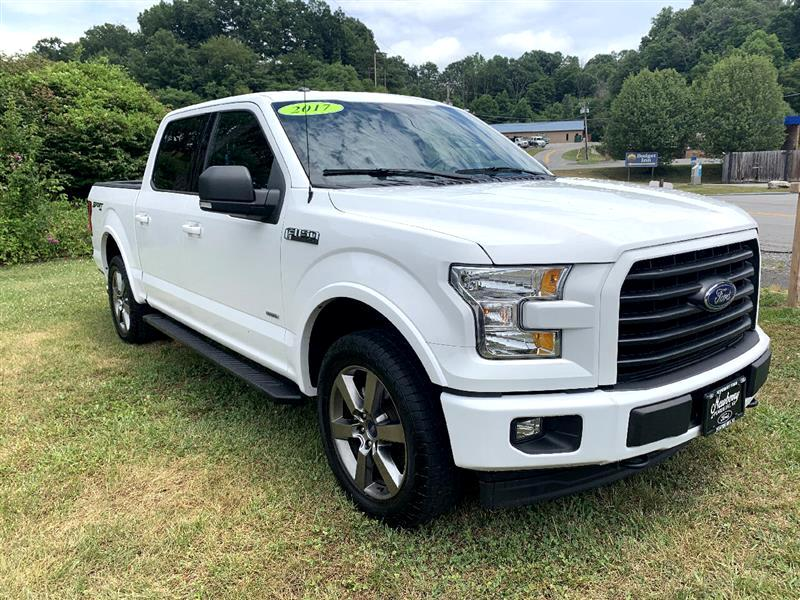 Ford 150 XL SuperCrew 5.5-ft. Bed 4WD 2017
