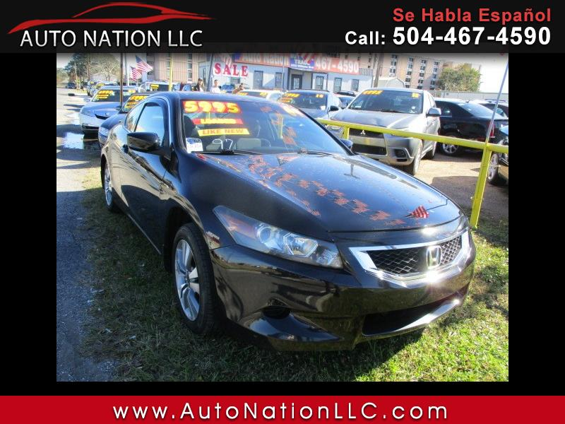 2009 Honda Accord LX-S Coupe AT