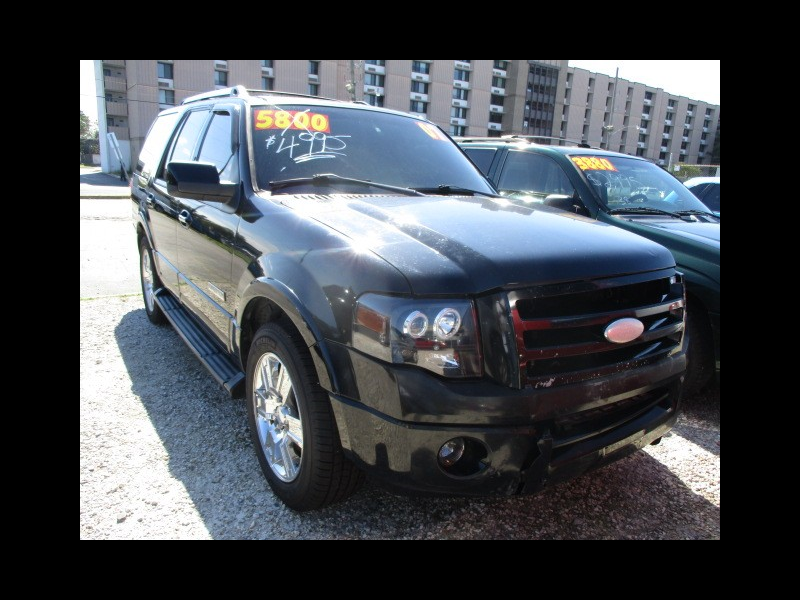 2007 Ford Expedition Limited 2WD