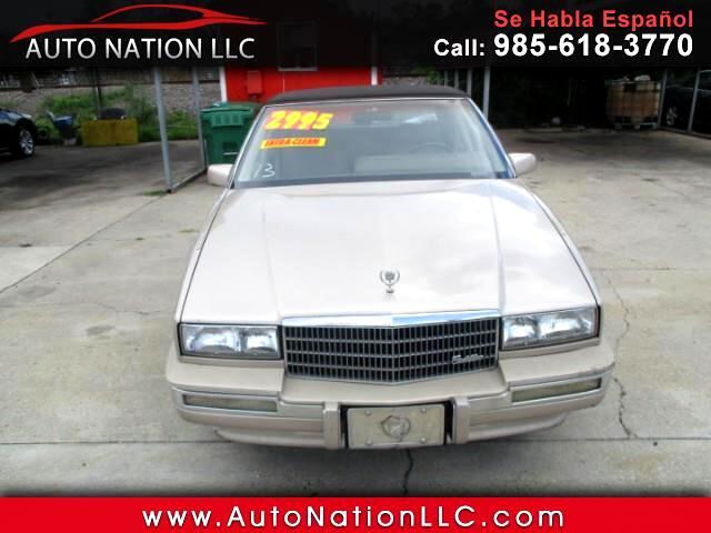 1990 Cadillac Seville Sedan