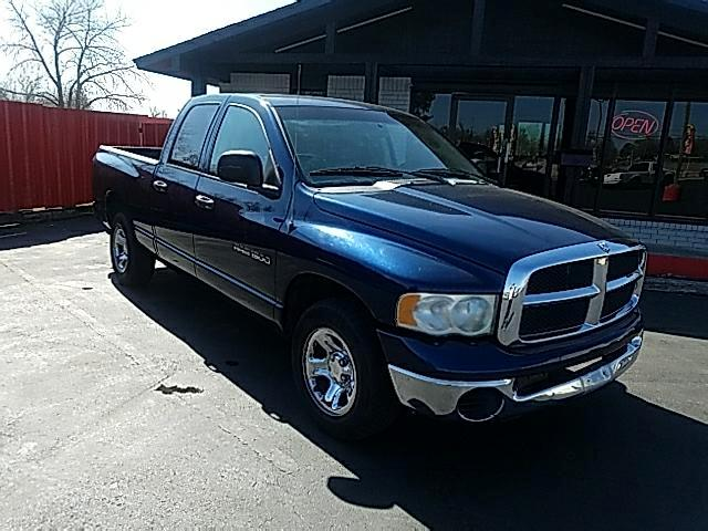 Dodge Ram 1500 ST Quad Cab Short Bed 2WD 2003