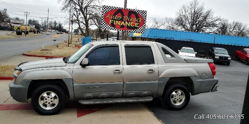 Chevrolet Avalanche 1500 2WD 2002