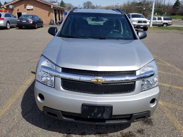 used 2007 chevrolet equinox ls awd for sale in blaine mn 55434 quality car sales mn. Black Bedroom Furniture Sets. Home Design Ideas