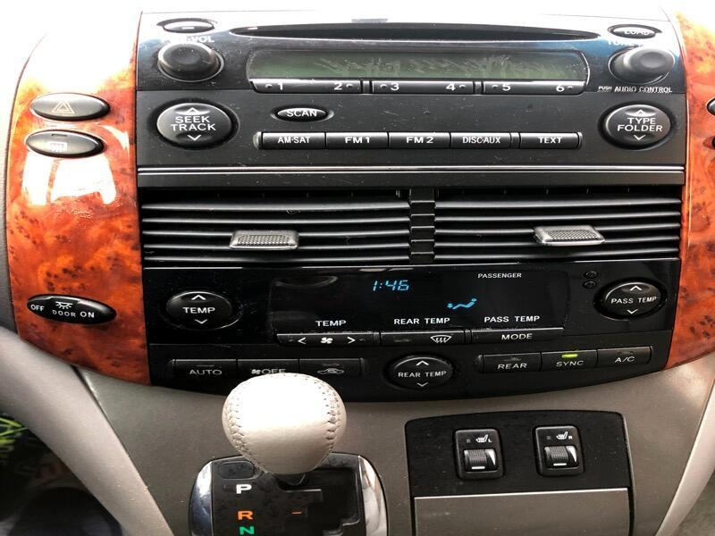 2007 Toyota Sienna XLE FWD